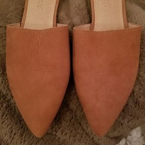 Madewell The Remi Mule Shoes